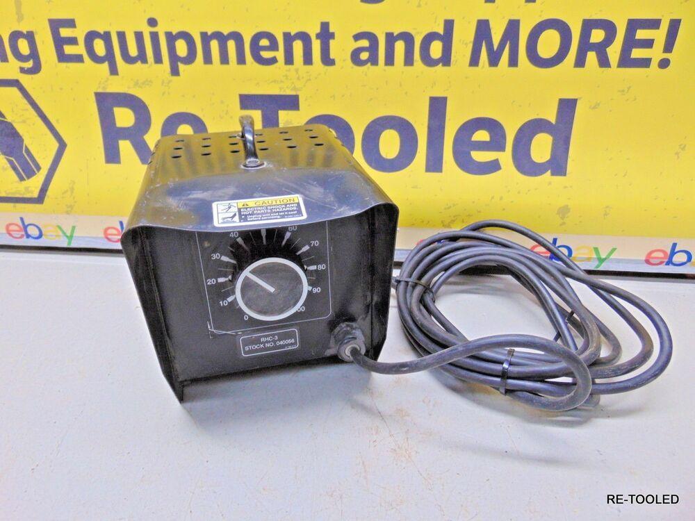 Miller Rhc 3 Remote Hand Amperage Welder Welding Control With Cord Tools Miller Welders Welding Remote