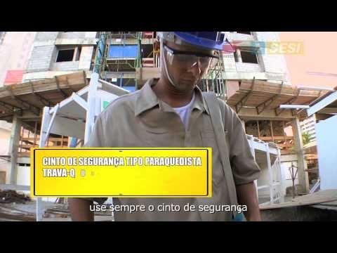 Projeto Série 100% Seguro | Andaimes Suspensos Mecânicos Manuais (Versão Completa)