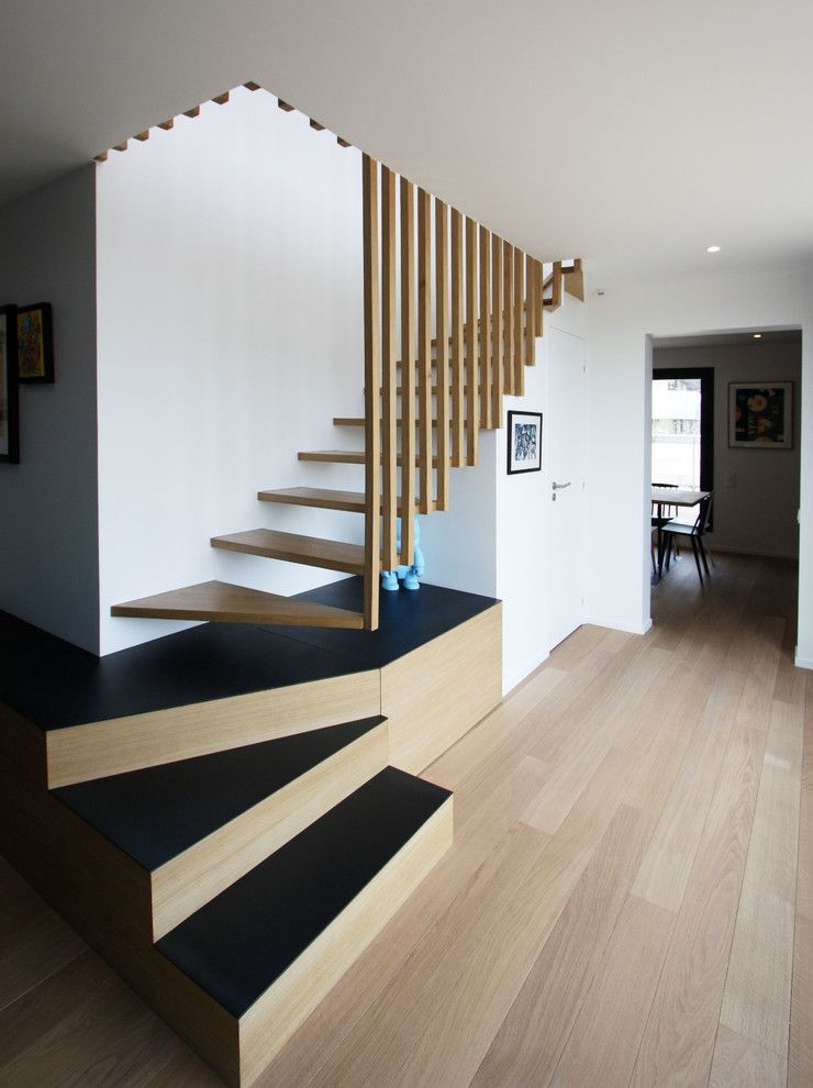 Best 16 Phenomenal Contemporary Staircase Designs That Will 400 x 300