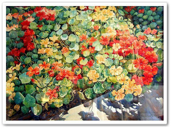 Flower by Direk Kingnok
