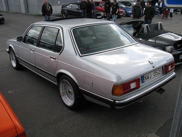 BMW 745i E23 By Nakhon100 Via Flickr