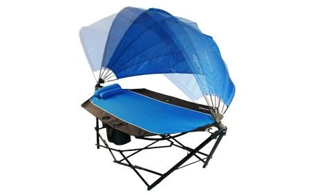 Lovely Kijaro All In One Hammock (Maldives Blue): Sports U0026 Outdoors