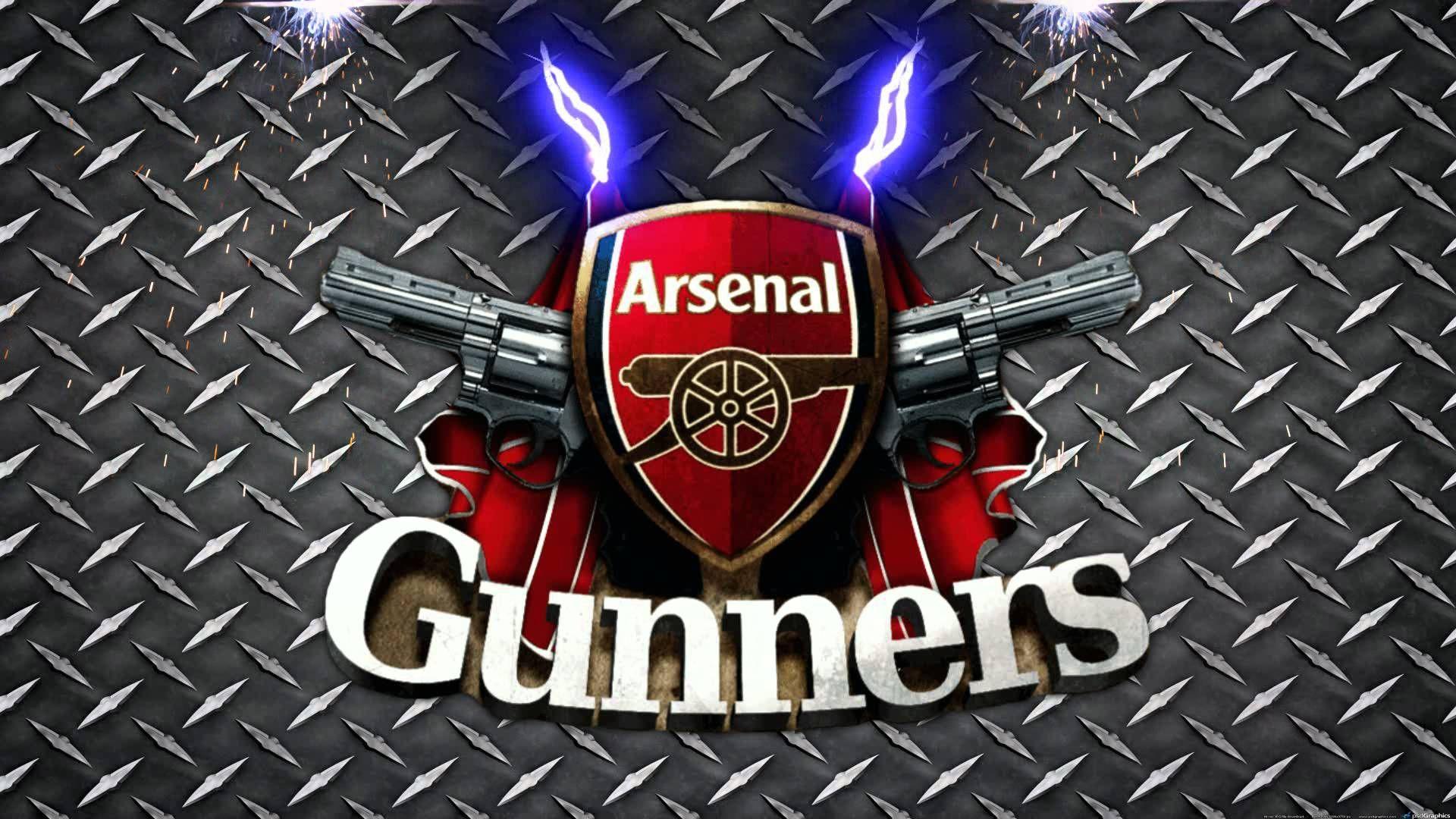 high resolution vector arsenal logo