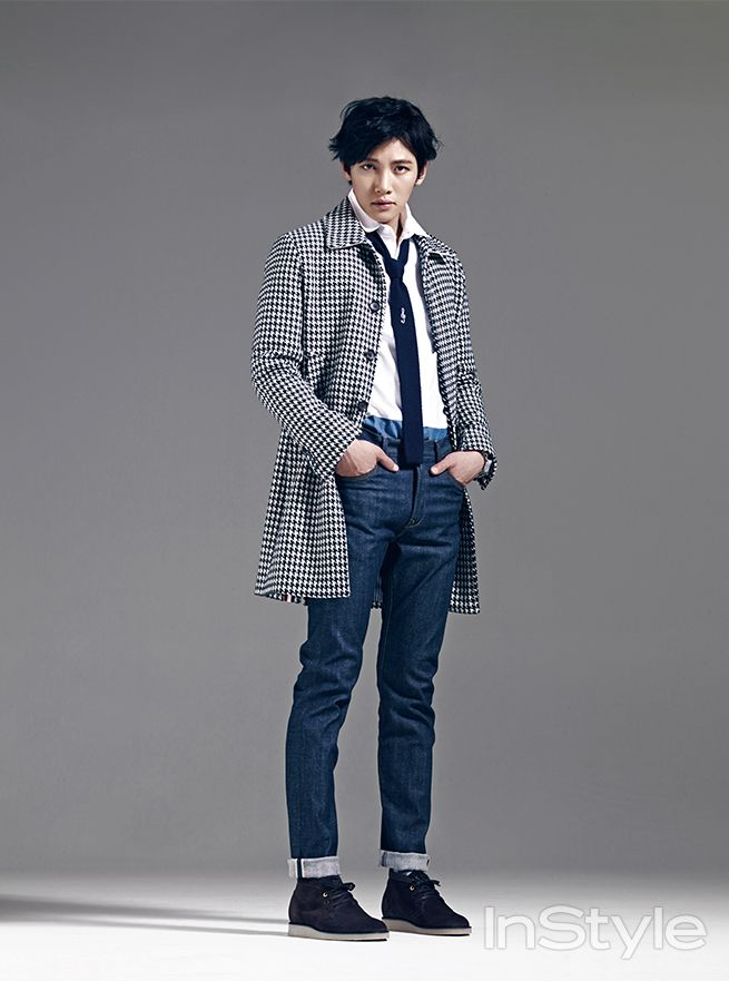 JI CHANG WOOK FOR INSTYLE KOREA'S JANUARY 2014 ISSUE
