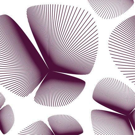 RESOPAL® - Kreativität ausleben, Ideen realisieren, Wohlfühlräume schaffen: Collections - Artists collections >> Contzen´tration 2 by Lars Contzen >> Palms - Plum