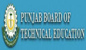 PBTE Lahore D COM/DAE/DDM First Annual Exams Result 2016