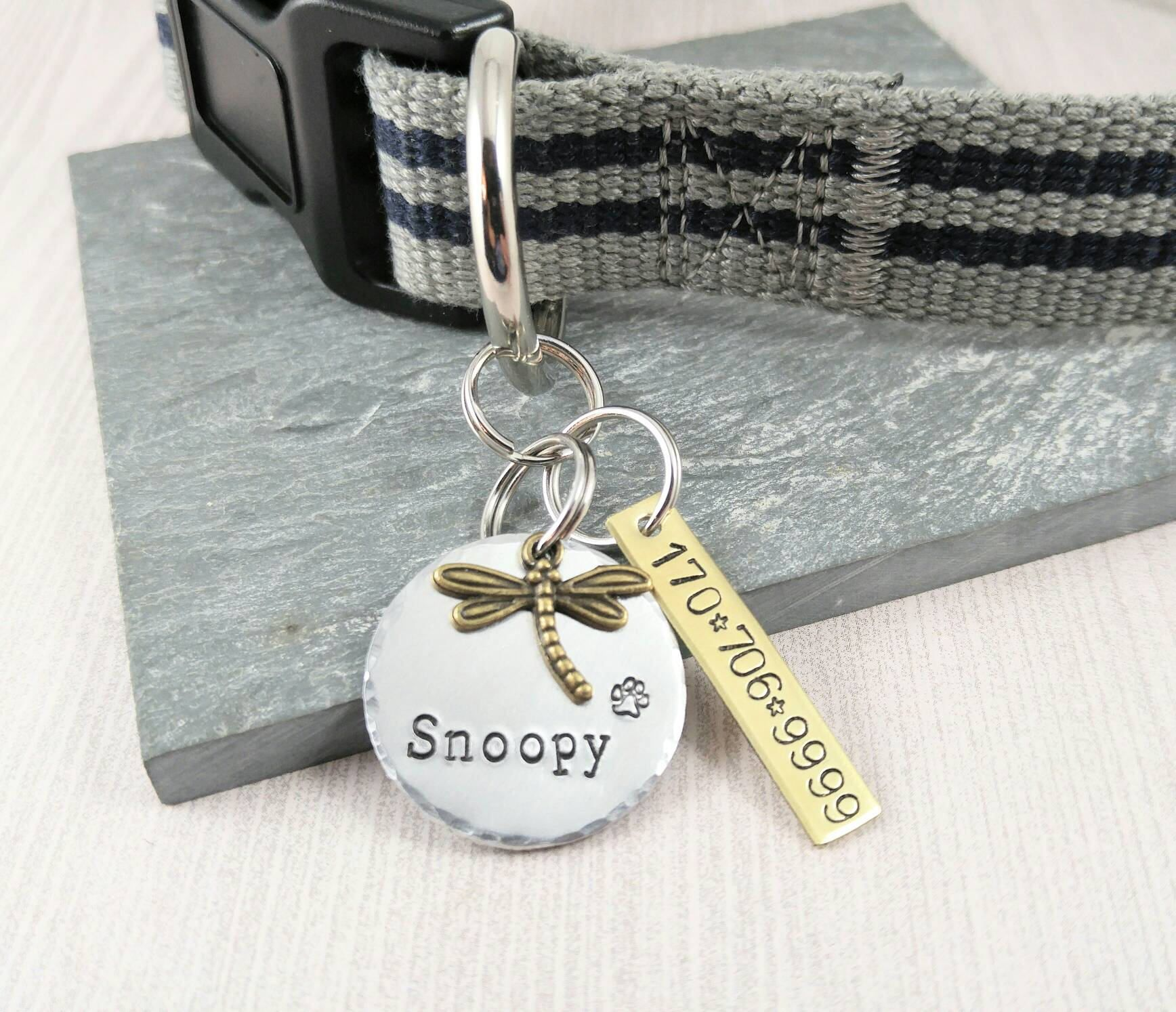 Dog tags personalized dog tags for dogs dog owner gifts