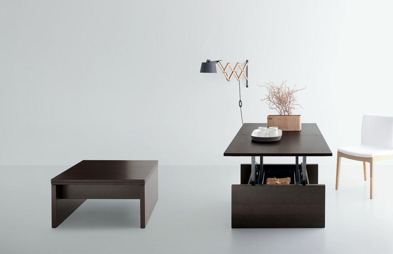 tavolino da salotto trasformabile | Tavoli e consolle trasformabili ...