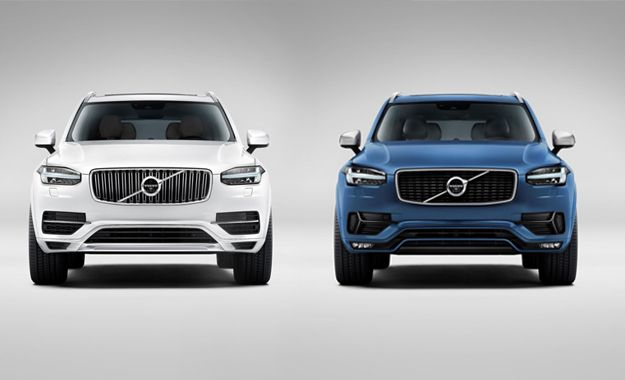Volvo Xc90 R Design Revealed