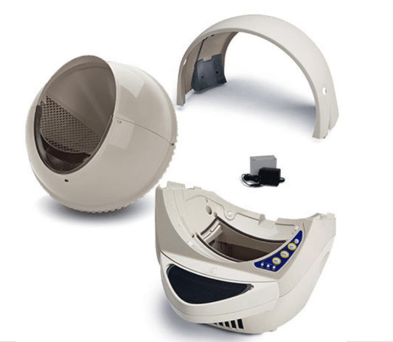 LitterRobot 3 Connect Open Air Automatic Litter Box