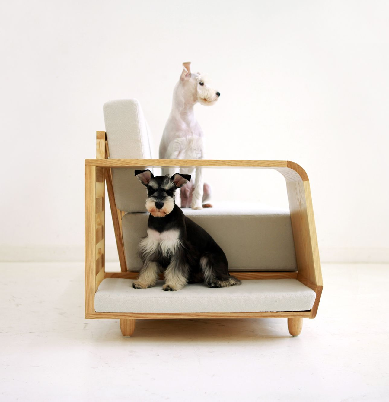 Mpup Dog Sofa By Seungji Mun Design For Animals Pinterest  # Muebles Sleeping Dogs