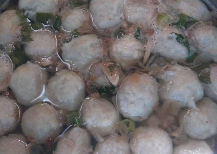 Ide Resep Bakso Sapi Bakso Sapi Masakan Indonesia