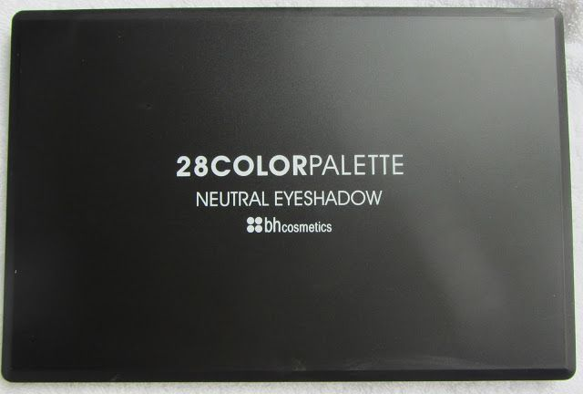 -: BH Cosmetics 28 Neutral Palette Review & Swatches  http://ninasbargainbeauty.blogspot.ie/2012/10/bh-cosmetics-28-neutral-palette-review.html