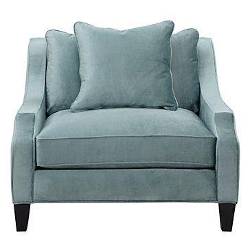 Brighton Chair - Aquamarine | Chairs | Furniture | Z Gallerie