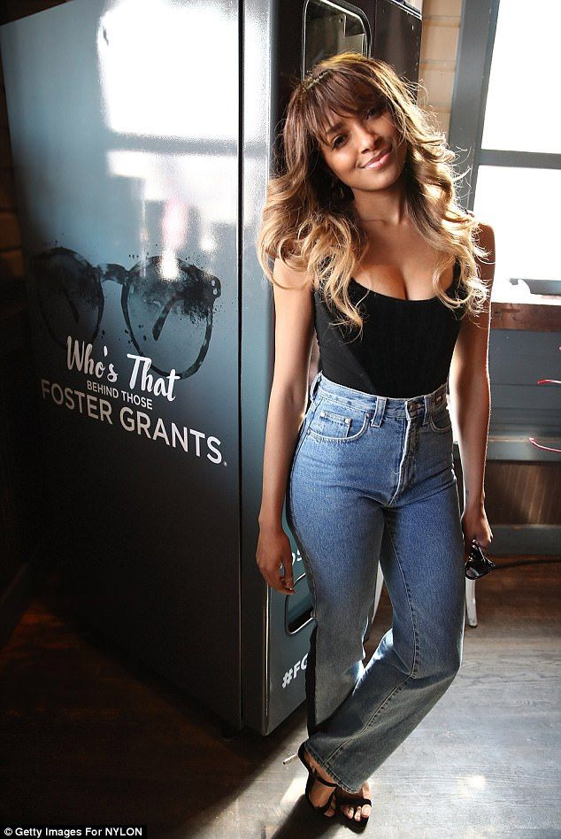 ccc67c2da2 Kat Graham performed for the first time since Vampire Diaries concluded .