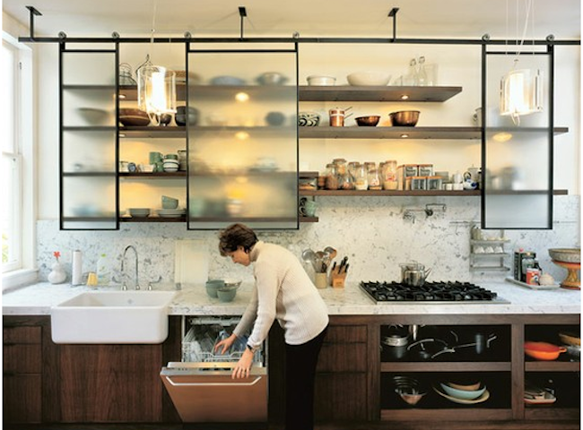 11 Clever Alternatives To Kitchen Cabinets Home