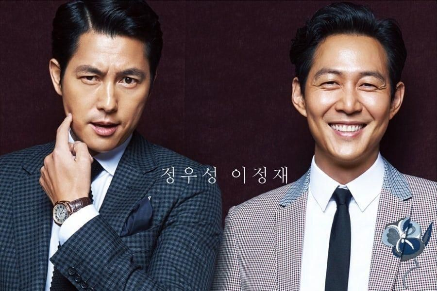 Jung Woo Sung Confirmed To Star In BFF Lee Jung Jae's Directorial Debut