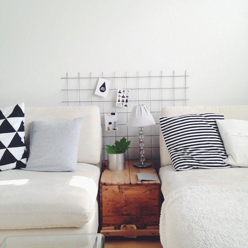 living room // modernekohome | Lily.fi