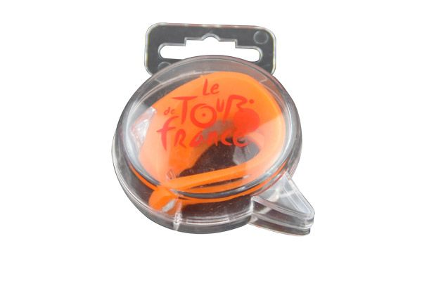 orange frog bike light
