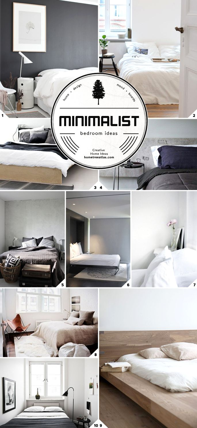 stress free: minimalist bedroom design ideas | minimalist bedroom