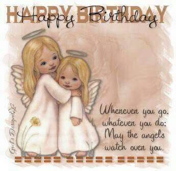 Happy Birthday Angel Happy Birthday Angel Birthday Messages Birthday Greetings