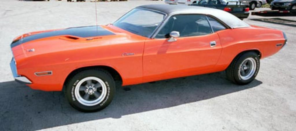 The Main Cars Of 2 Fast Furious 1970 Dodge Challenger R T