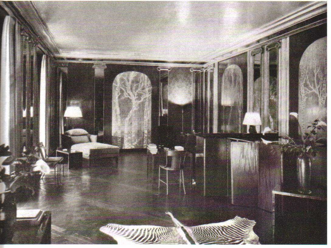The Music Room in Cole Porteru0027s Paris