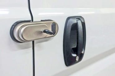 Promaster External Locking Solution High Security Delivery Van Lock Unbreakable External Automatic Locking Solution For Commer Commercial Van Lock Security