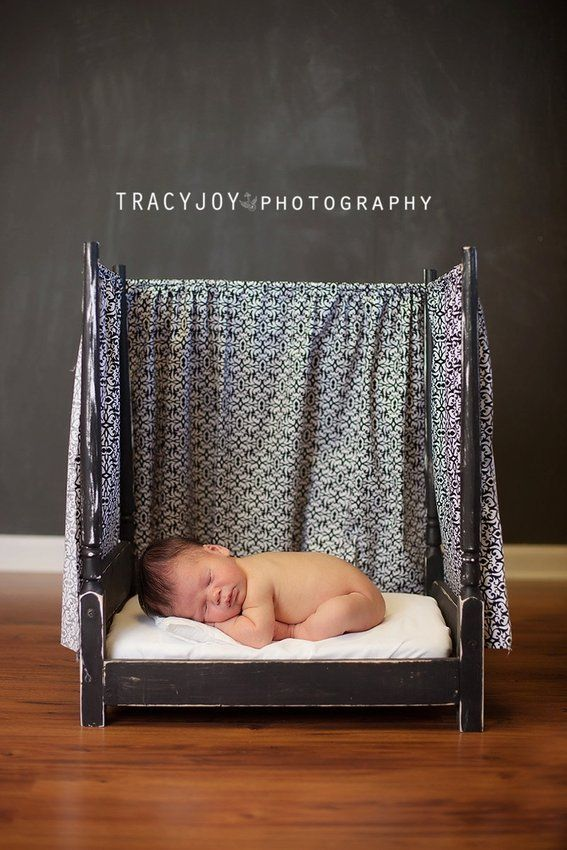 http://www.custommade.com/newborn-photo-prop-canopy-bed/by/creativedesigns4/
