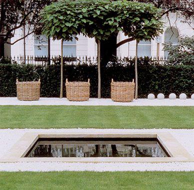 The Hotel Features A Zen Garden Hempel Garden Square Designed By Anouska Hempel Stone Landscaping Modern Garden Garden Inspiration