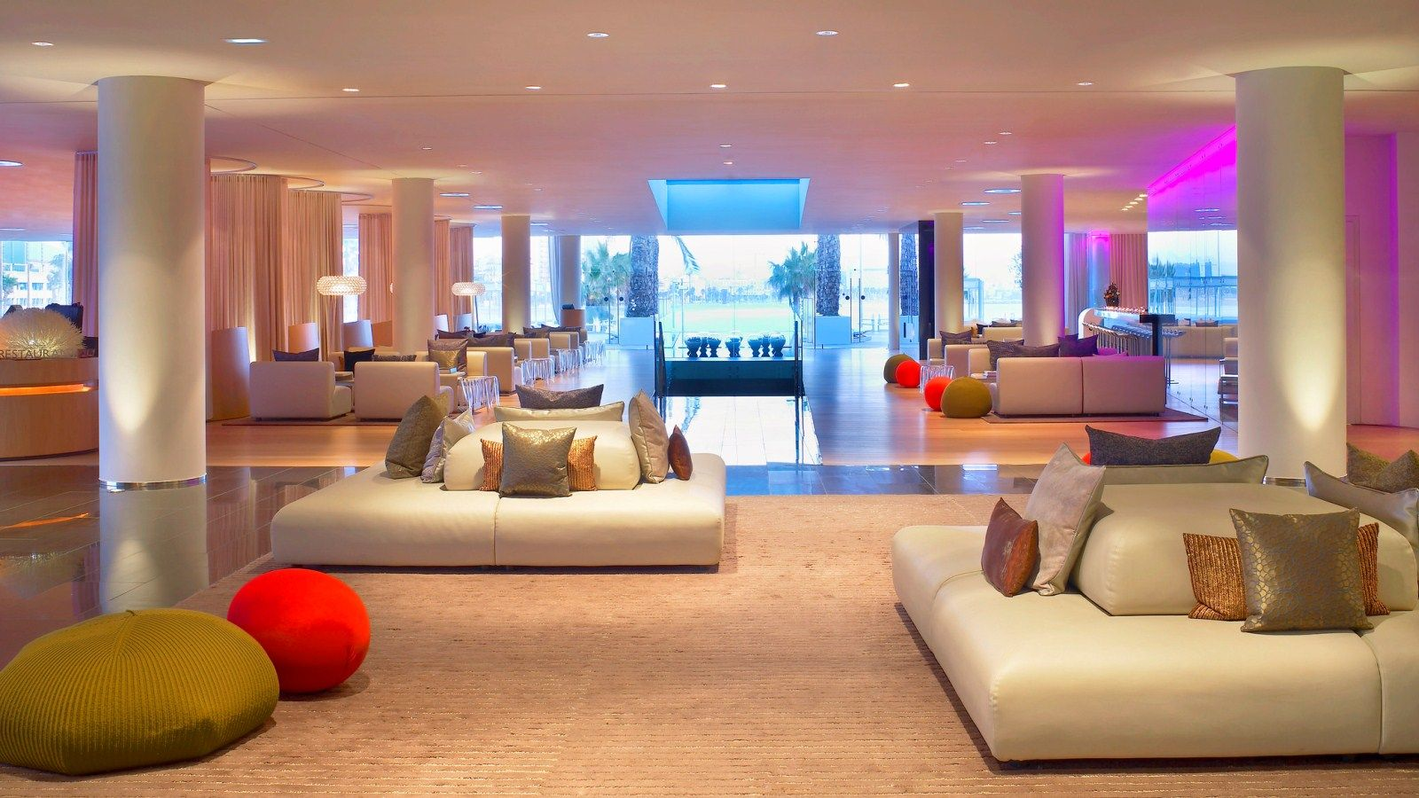 W Hotels Barcelona W Barcelona Photo And Video Gallery Best Rates Guaranteed