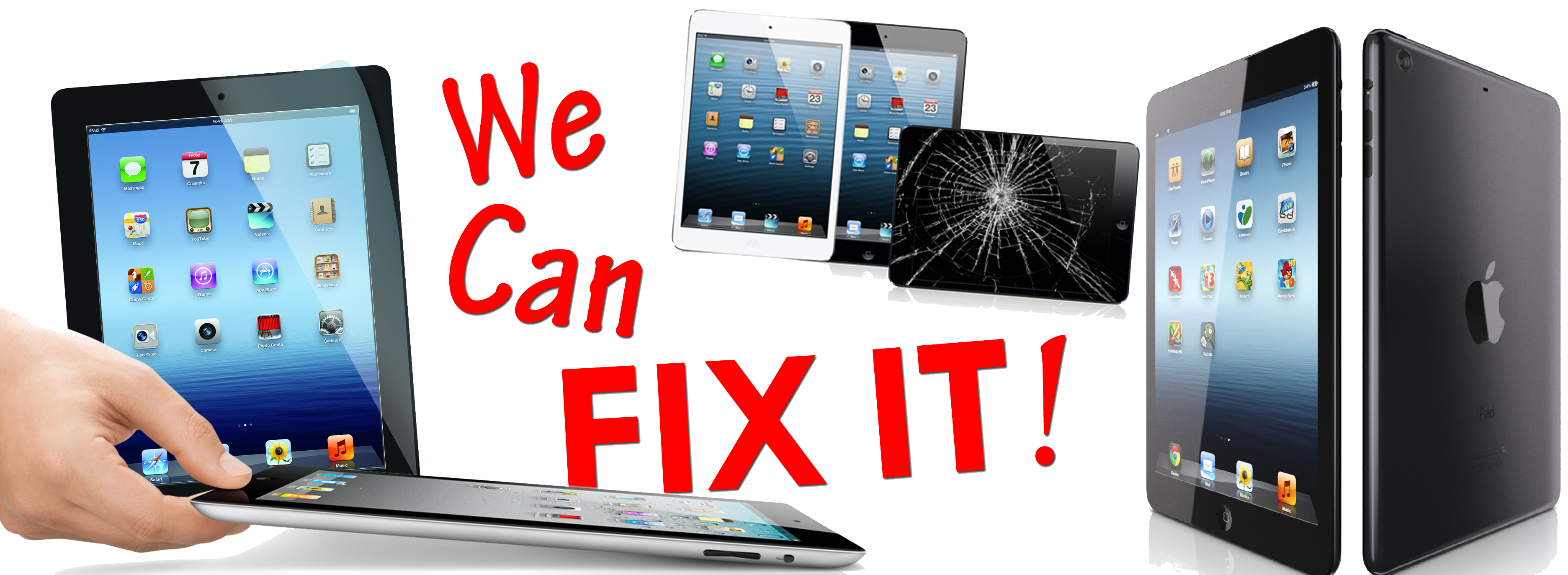 Our Certified Techs Repair Your Iphone Ipad Ipod Or Samsung Phone Anytime Anyplace Cracked Screens Battery Or Water Apple Repair Iphone Repair Ipad Repair