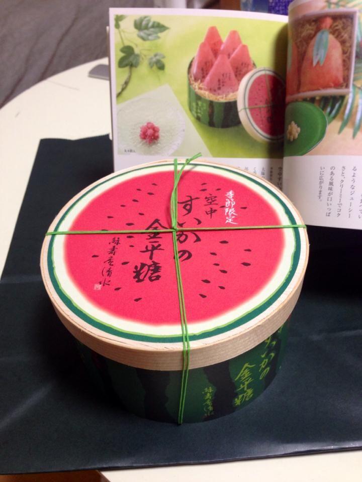 日本金平糖包裝