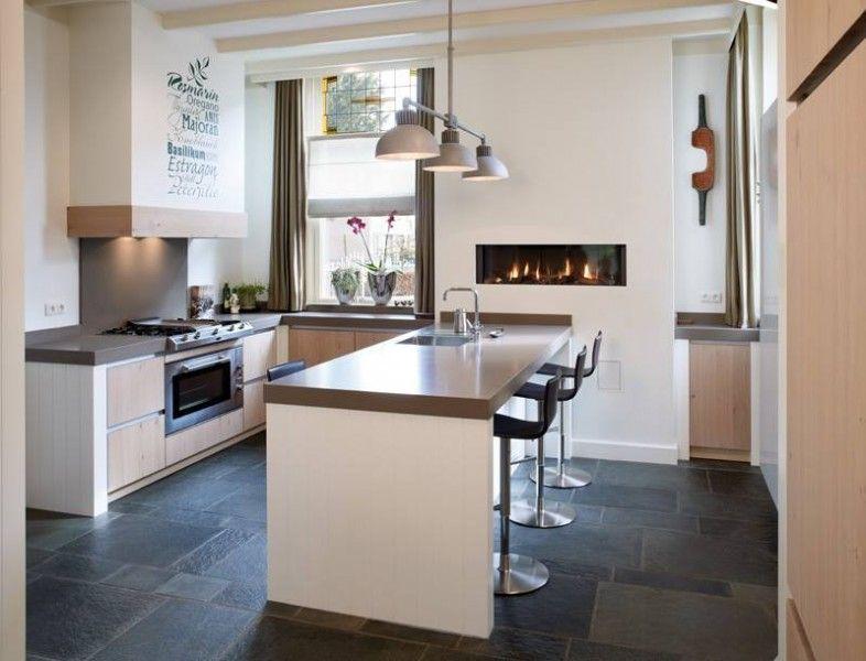 Industriele Hanglamp Keuken : Industriele hanglamp keuken: keukens hengelo positief elegant