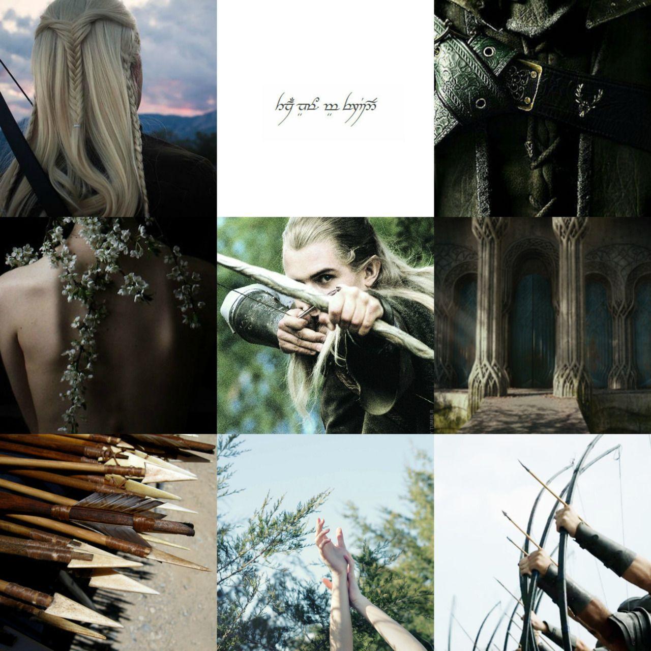 Aesthetics : Lord of the Rings Legolas & Aragorn | El ...