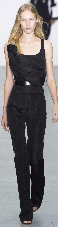 Spring 2017 Ready-to-Wear Antonio Berardi
