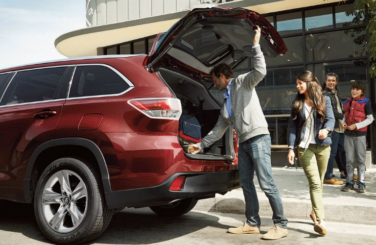 2016 Toyota Highlander New Features And Options
