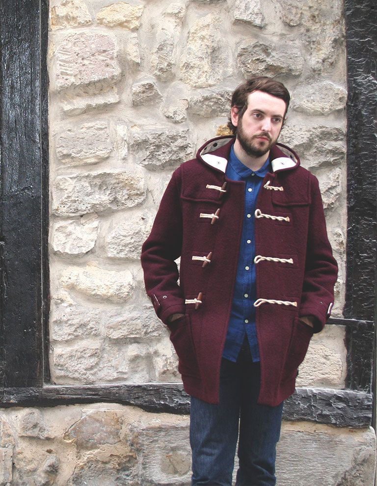 Duffle coat Gloverall | Mens Trend F/W 13 - Toggle Coats ...