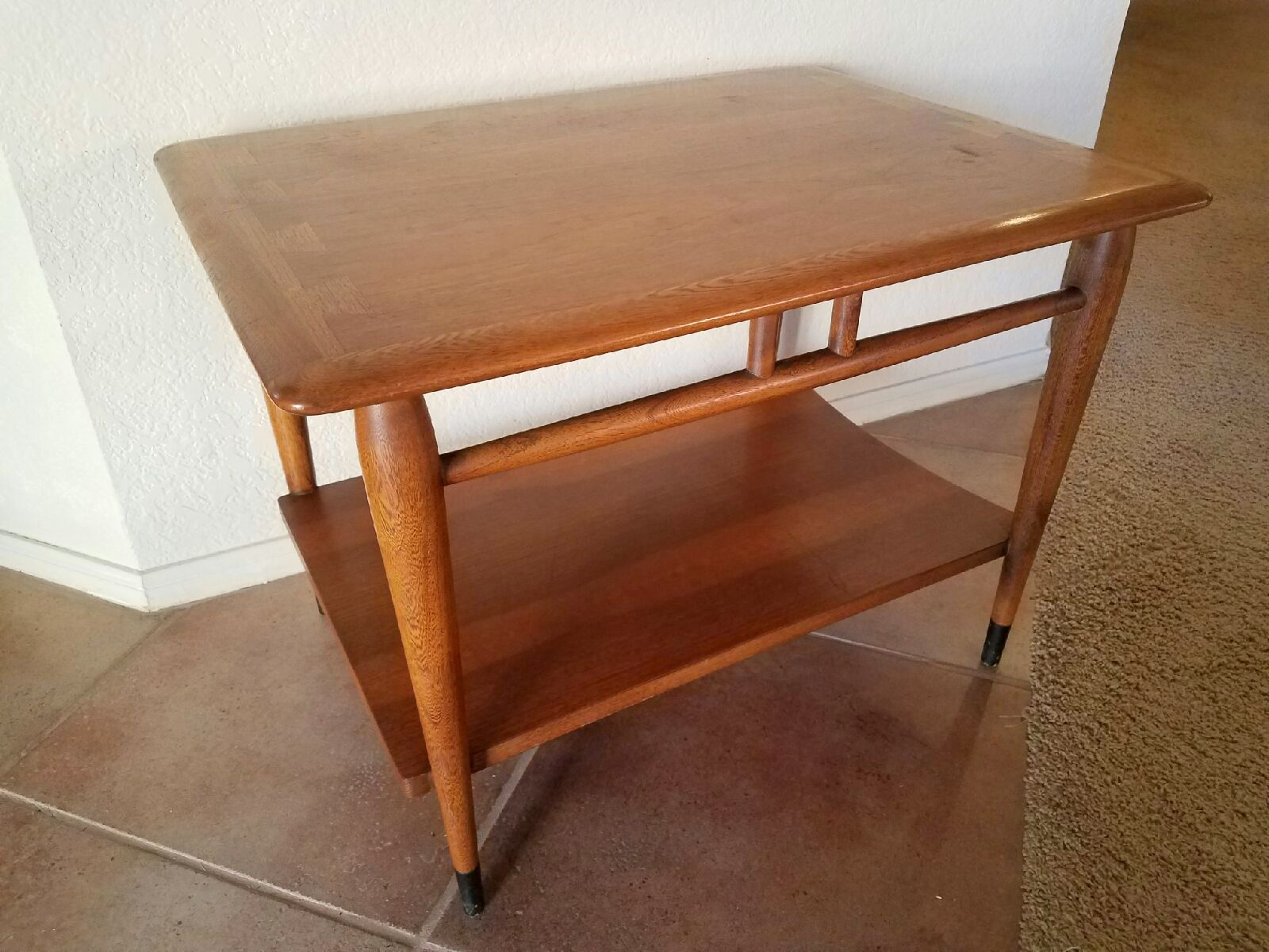 Lane Acclaim End Lamp Table Style No 0900 05 Dated 09 19 59 Available On Phoenix Craigslist Furniture Century Furniture Mid Century Furniture