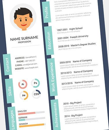 Pin by Go Resume on Resume Templates (docx) Pinterest - Resume Templates For Word 2013