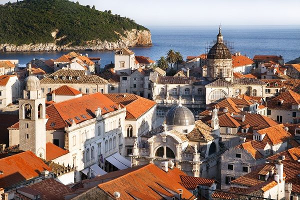 How To Get To Dubrovnik With The Eurail Pass Eurail Blog Cool Places To Visit Dubrovnik Dubrovnik Old Town