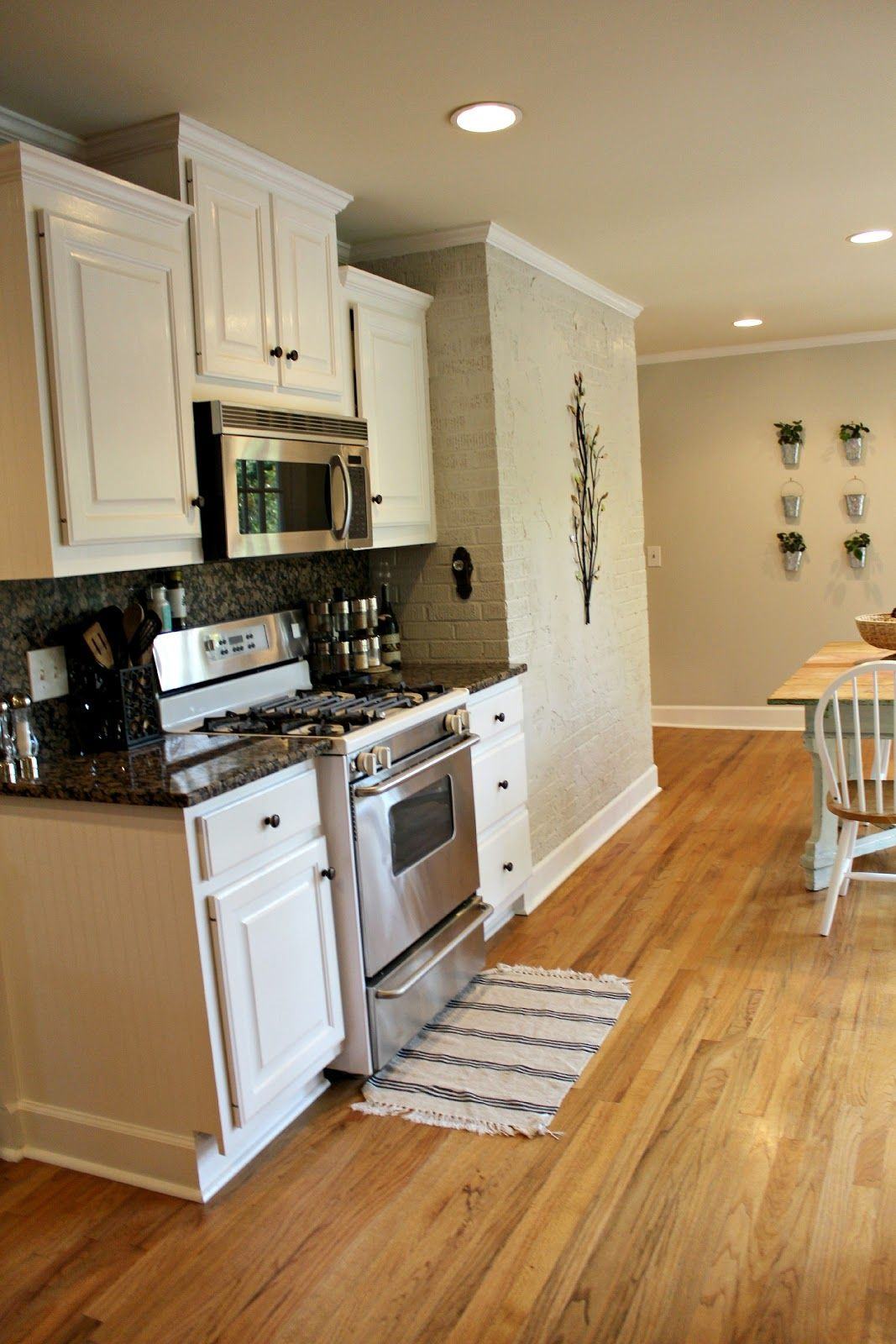 behrs mineral a perfect mix of beige and gray i like this color too - Behr Paint Kitchen Cabinets