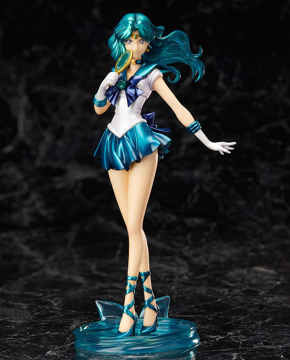 Spielzeug Action- & Spielfiguren Figure Seemann Venus 12 Cm Break Time Pretty Guardian Moon Venere Banpresto #1