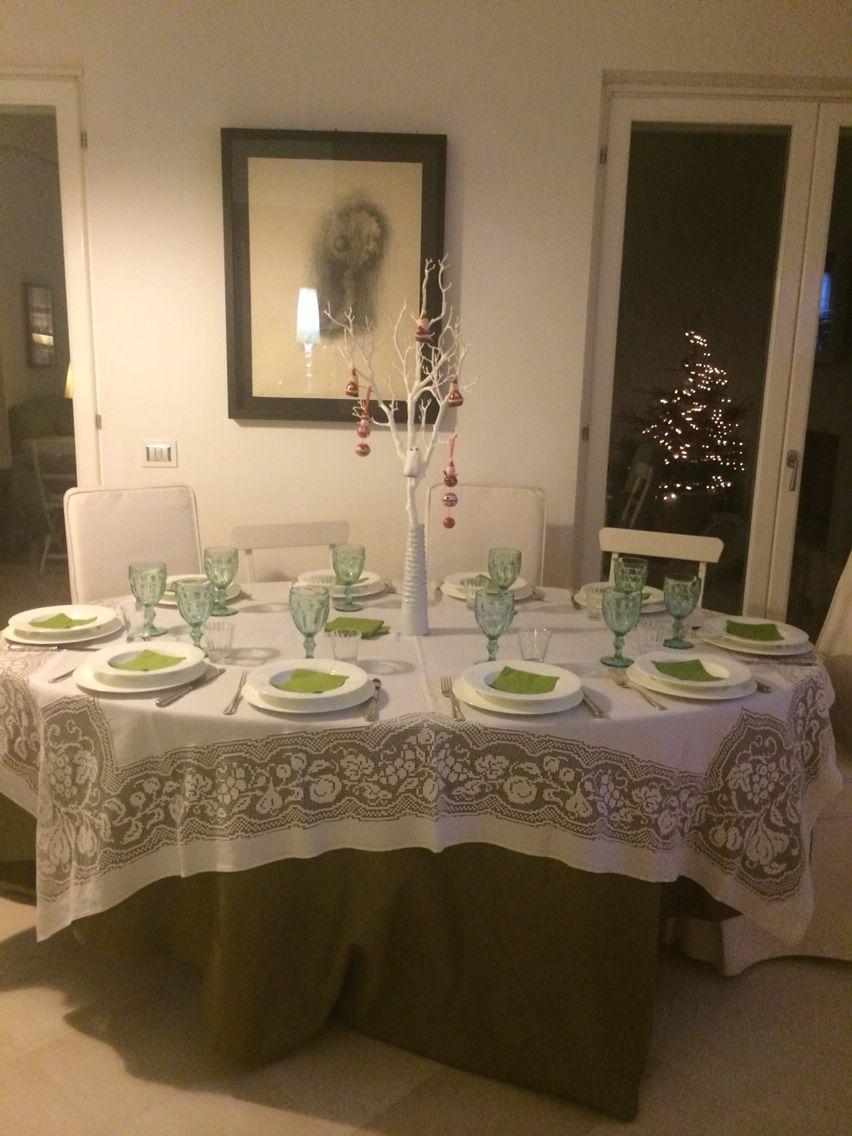 Tavola Per Natale Foto tavola di natale   tavolo