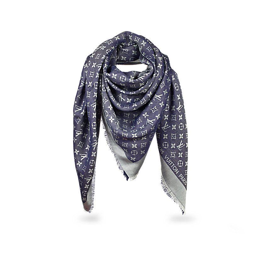 4138586922a8 Écharpes et foulards Collection pour Femme   LOUIS VUITTON ...