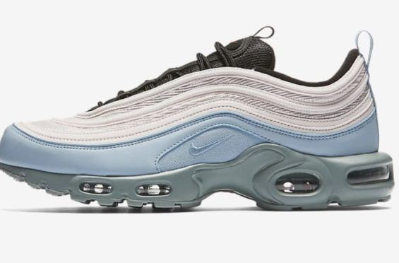 These New Hybrid Model Combine The Nike Air Max 97 And Nike Air Max Plus  Above you will get a good look at two new Air Max hybrid models that … |  Pinterest