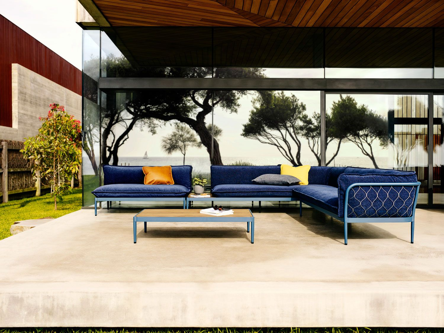 Trace Outdoor Collection By Adam Goodrum For Tait