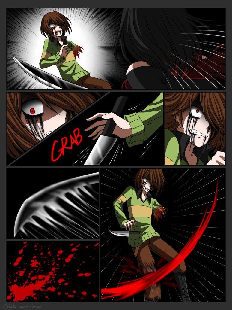 Demon Reborn Arc The Battle Continues [Page 5] by CNeko