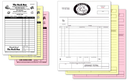 3 part carbonless forms printing - 3 part carbonless forms are, Invoice templates