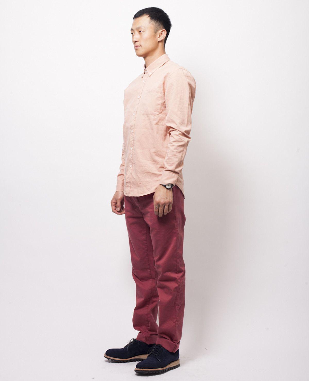 Etudes Pink Acadia Shirt